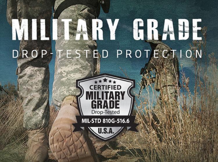 Szakértői cikk: Így vernek át a gyártók a katonai törésteszt emblémájával!