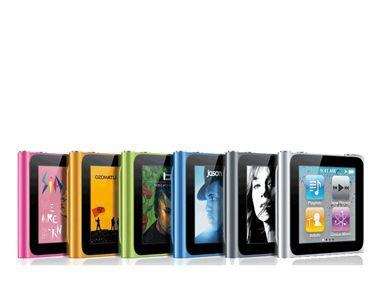 iPod nano 6th