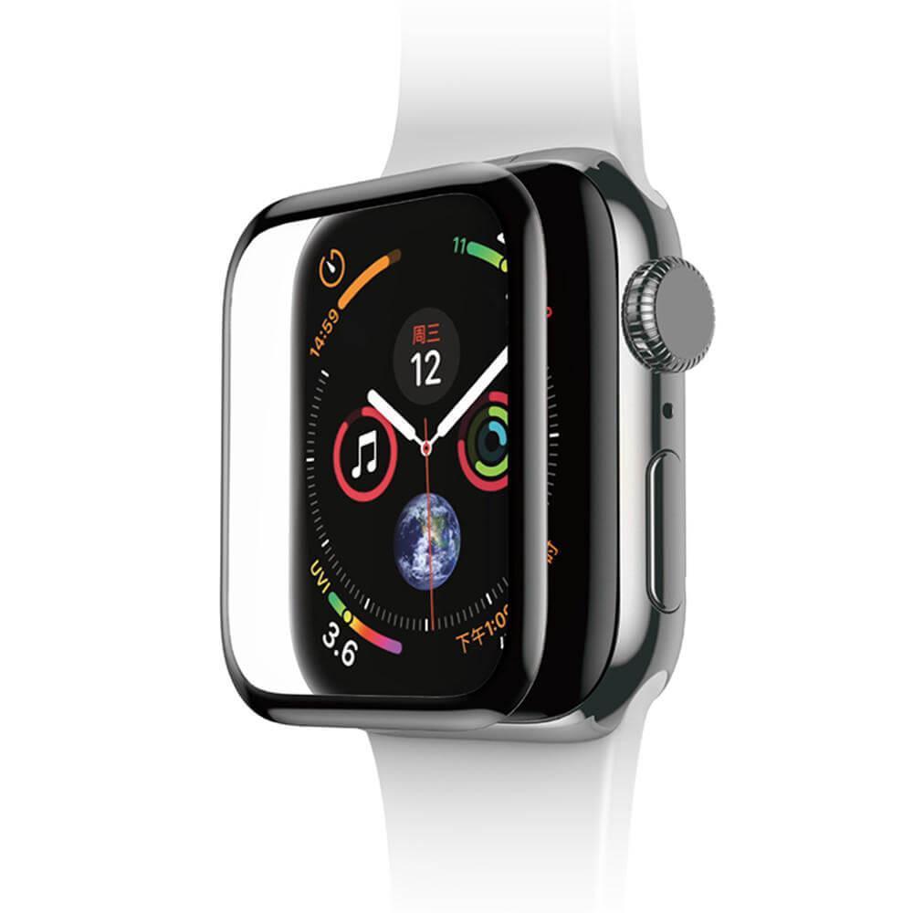 Baseus Apple Watch Series 1/2/3 Curved üvegfólia