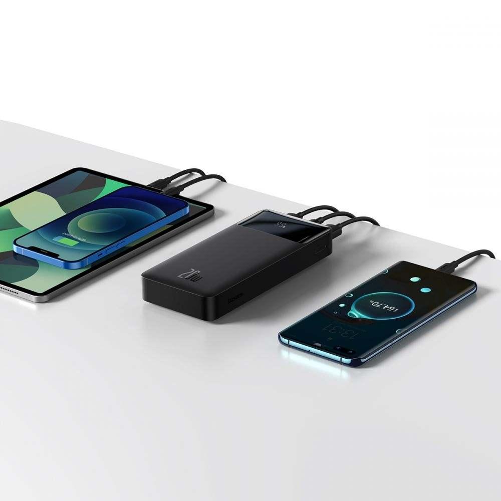 Baseus Bipow 20W Digital Display Power Bank 20.000 mAh
