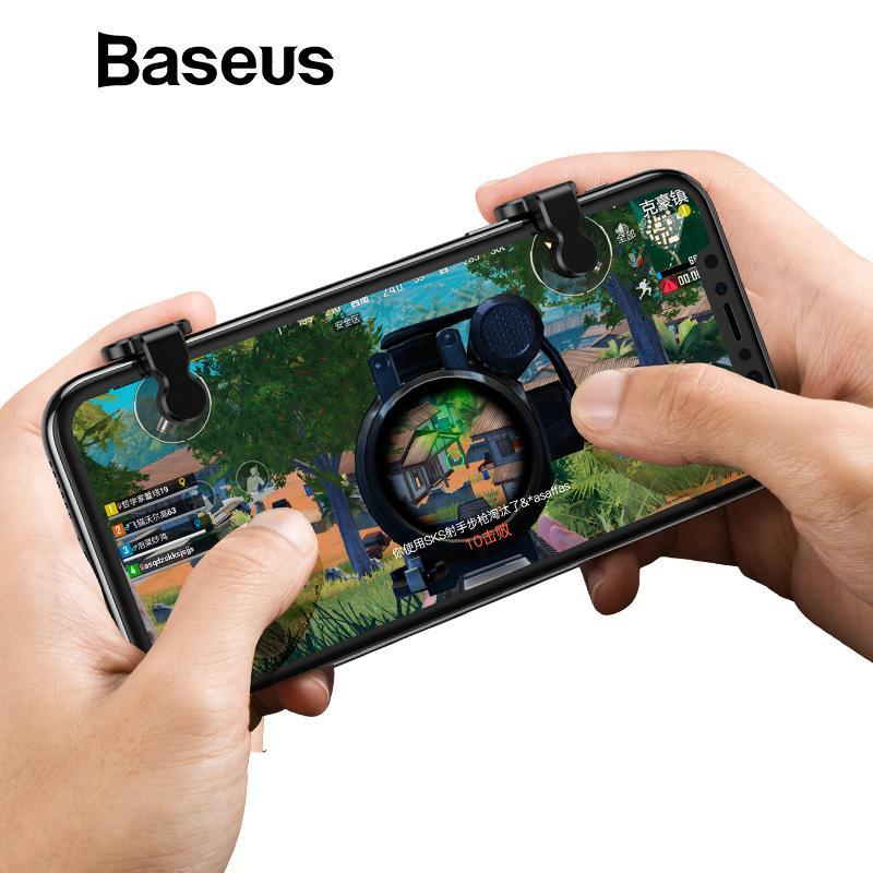 Baseus Red-Dot játék vezérlő okostelefonhoz