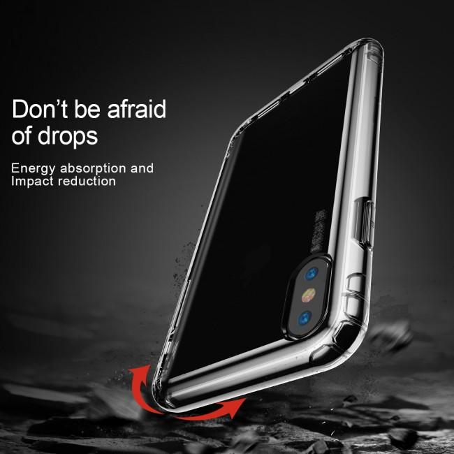 Baseus Safety Airbags iPhone XS tok