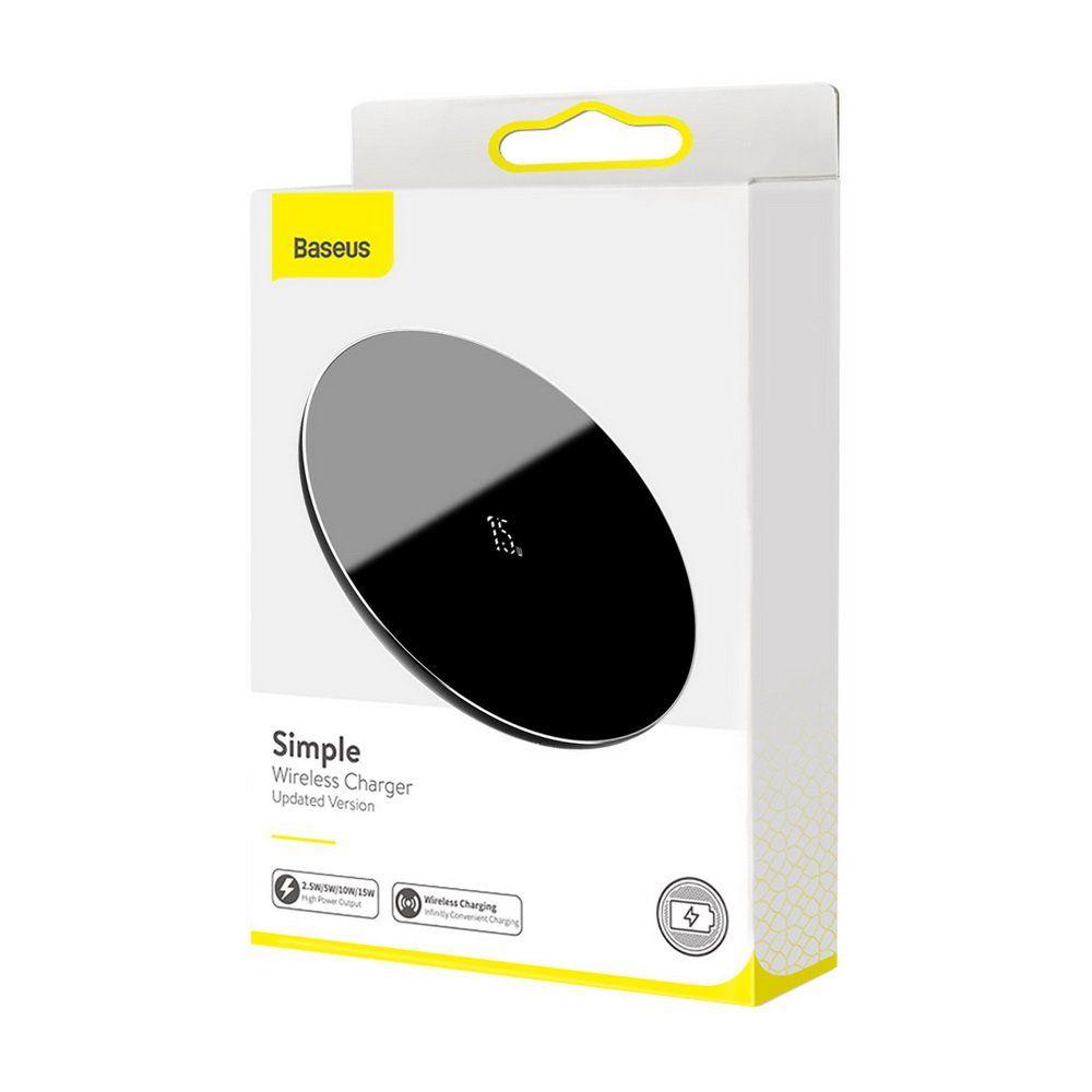 Baseus Simple 15W vezeték nélküli töltő