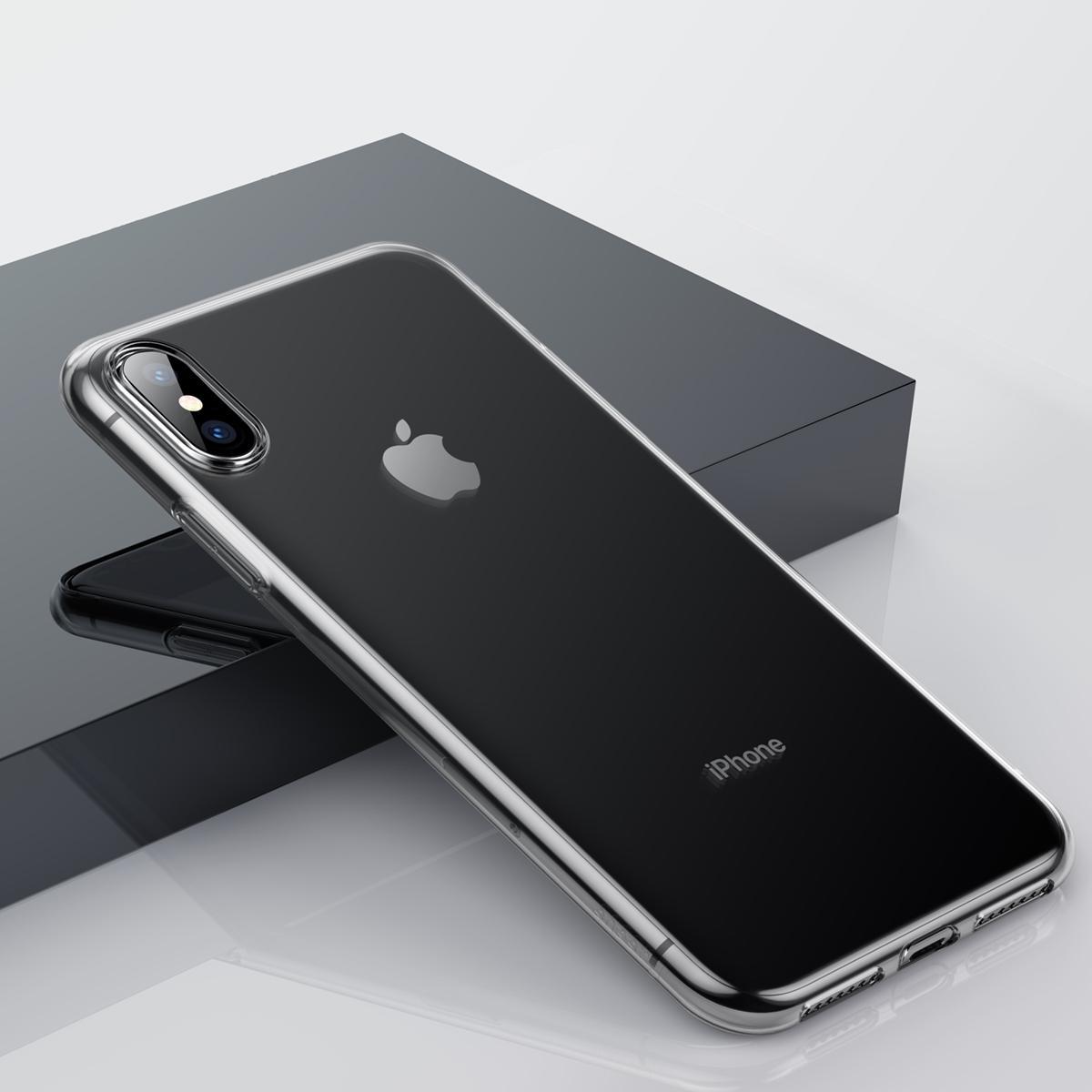 Baseus Simplicity Series iPhone XS Max tok