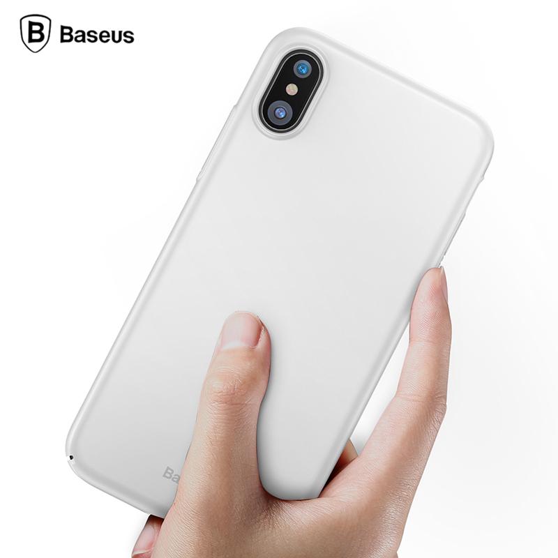 Baseus Ultra Vékony iPhone X/XS tok