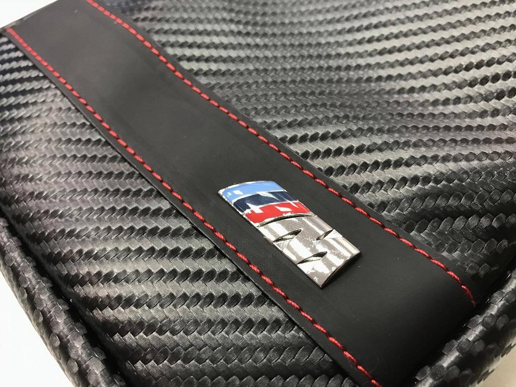 BMW–M Carbon/Stripe Tablet Bag