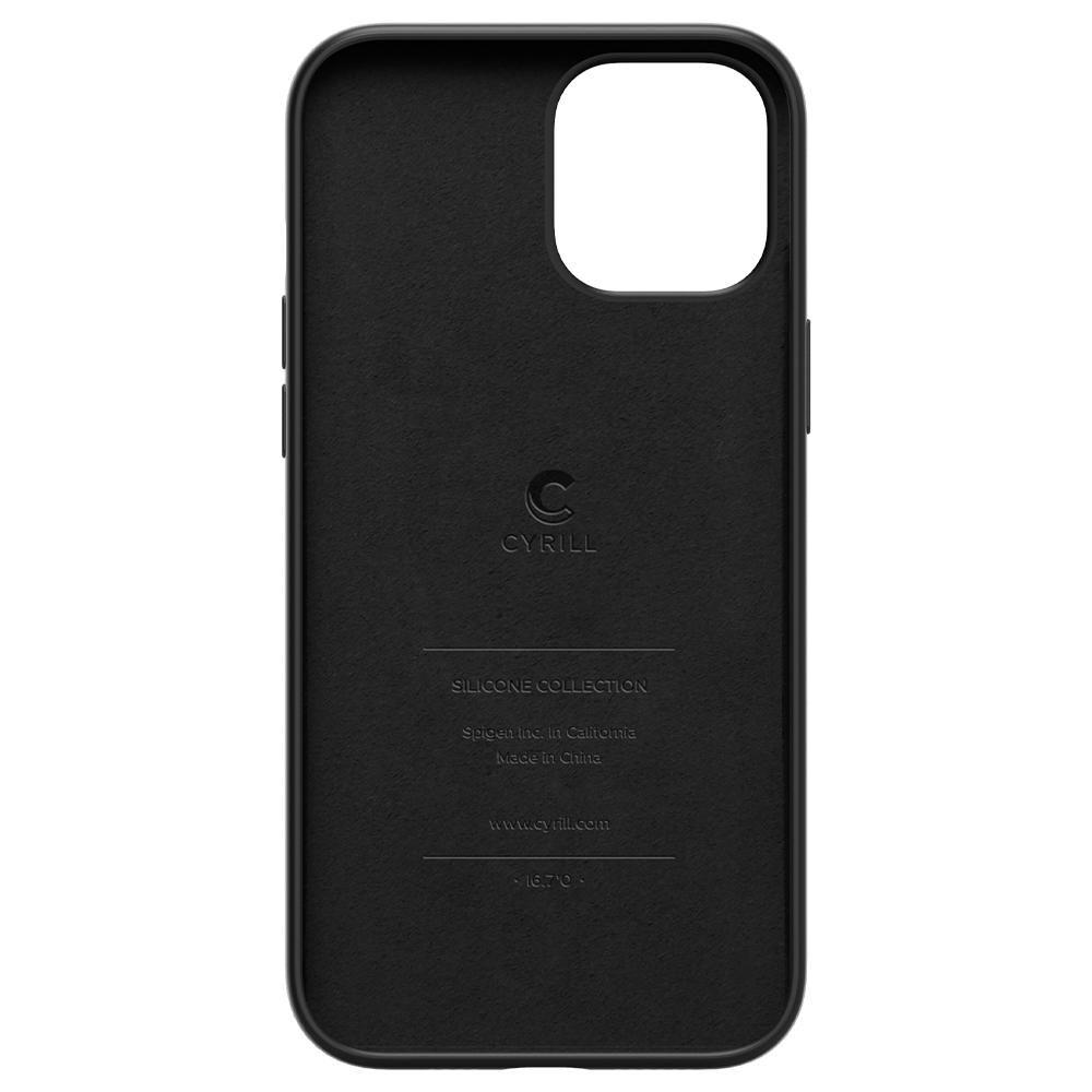 Cyrill Silicone iPhone 12 Pro Max tok