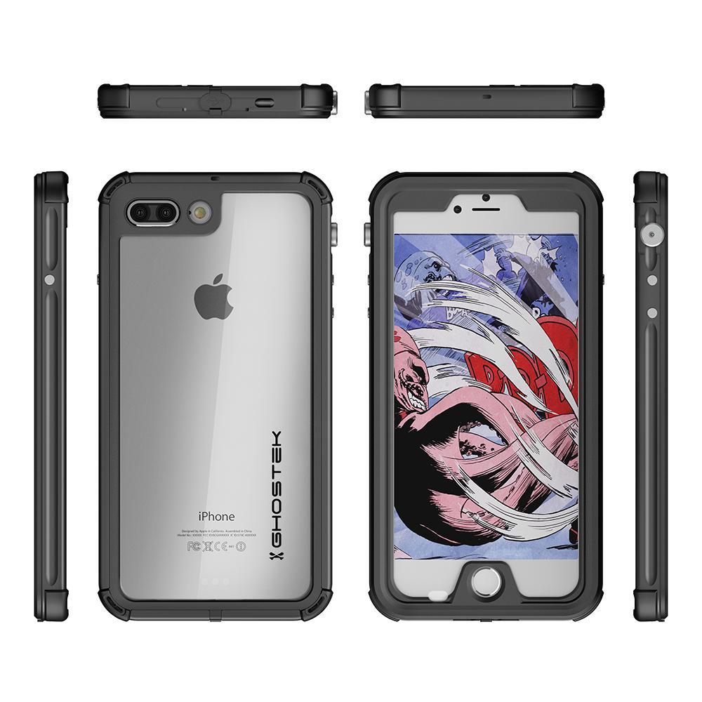 20b8728338 ... Ghostek Atomic 3 Waterproof iPhone 8/7 Plus tok. A termék forgalmazása  megszűnt. Értékelje a terméket!