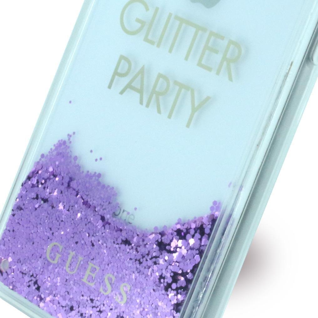 Guess Glitter Party iPhone X/XS tok