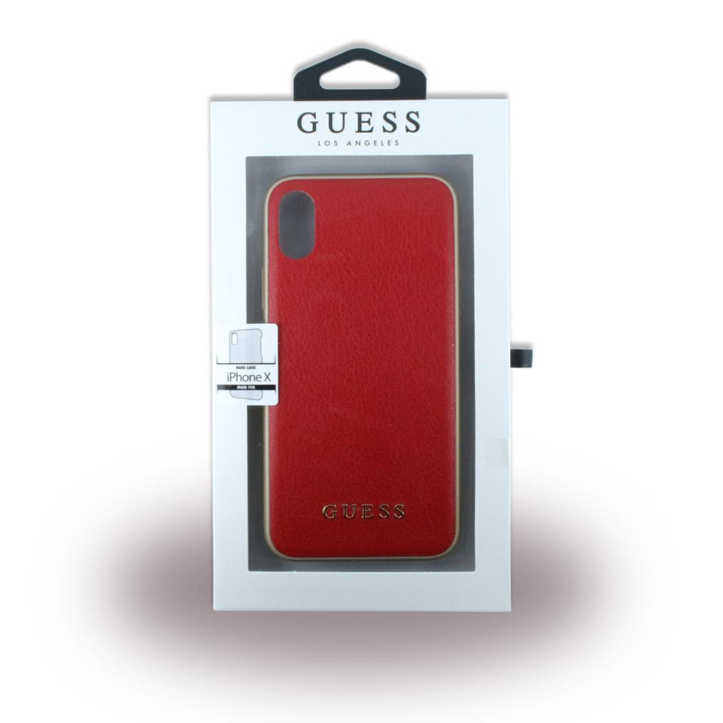 Guess Iridescent iPhone X/XS tok