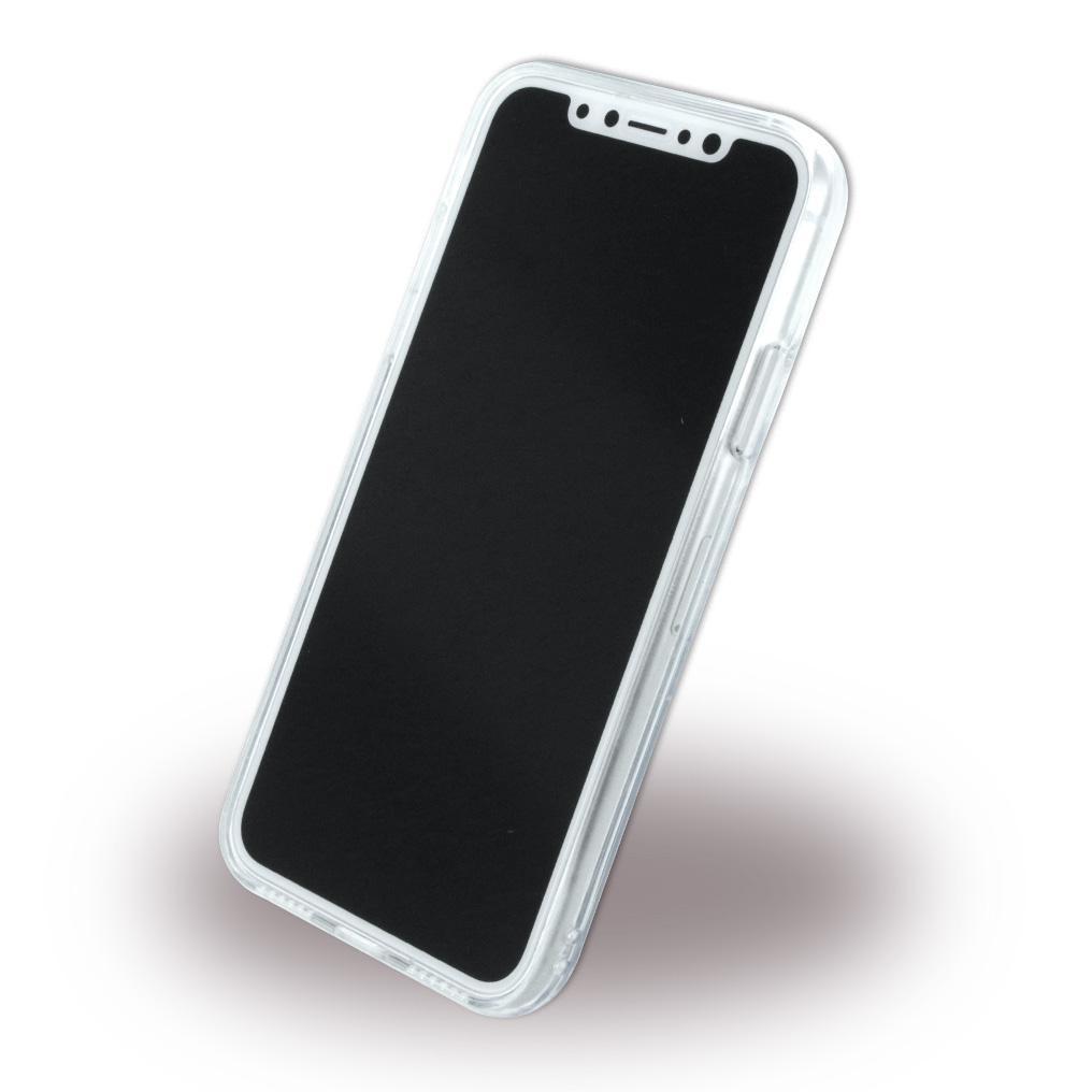 Guess Liquid Glitter iPhone X/XS tok