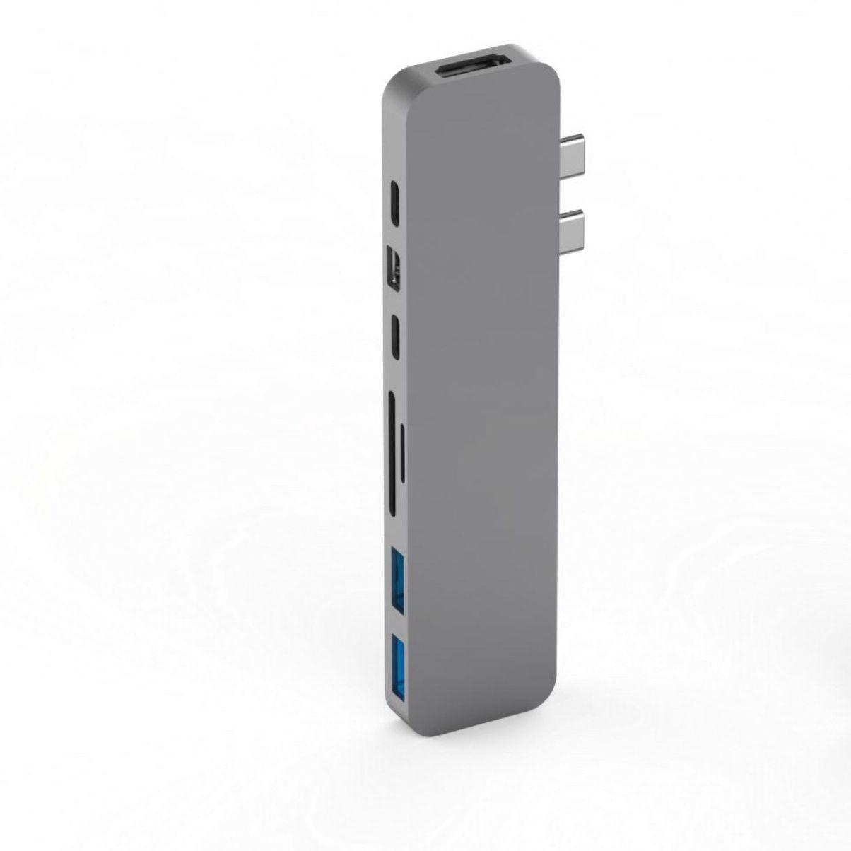 HyperDrive PRO USB-C Hub MacBook Pro