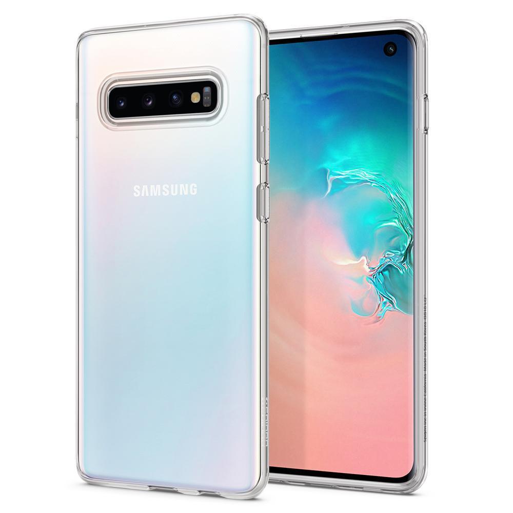 Liquid Crystal Galaxy S10 tok