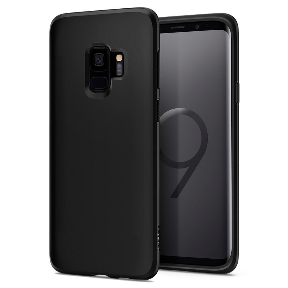 Liquid Crystal Galaxy S9 tok