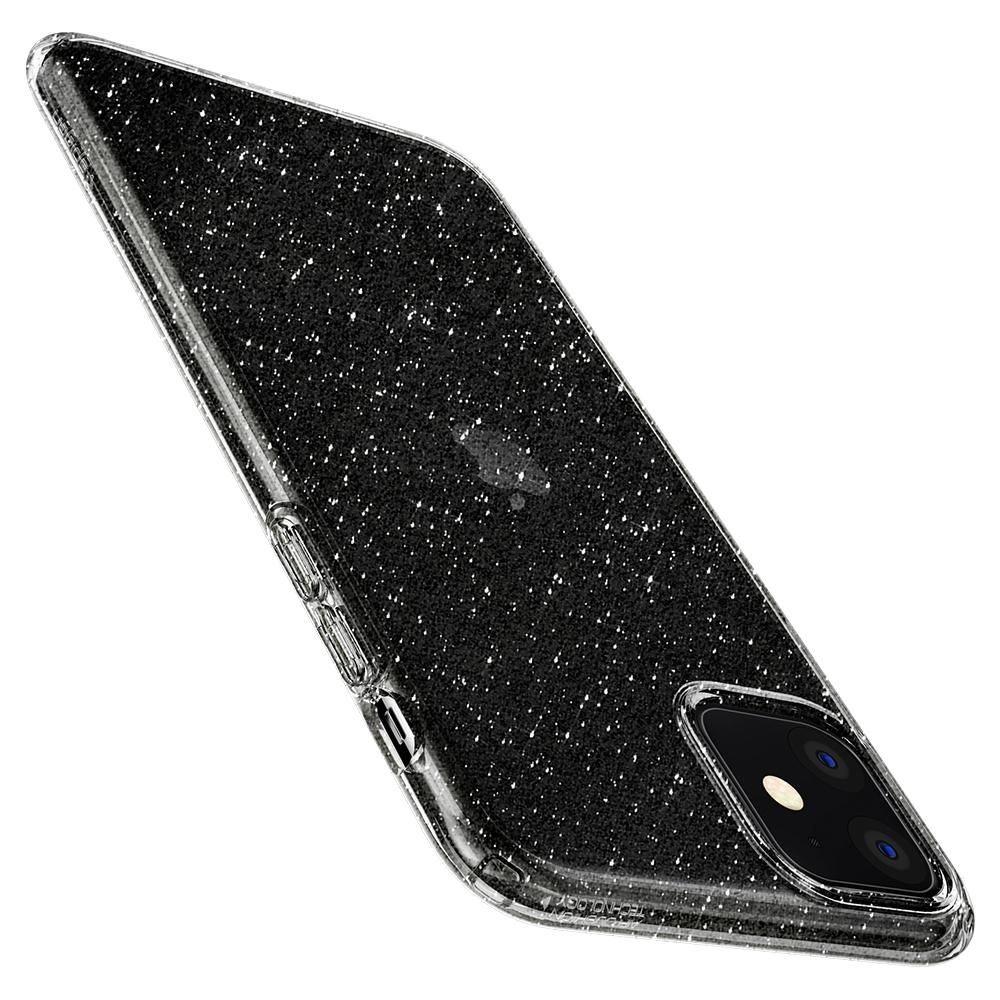 Spigen Liquid Crystal Glitter iPhone 11 tok