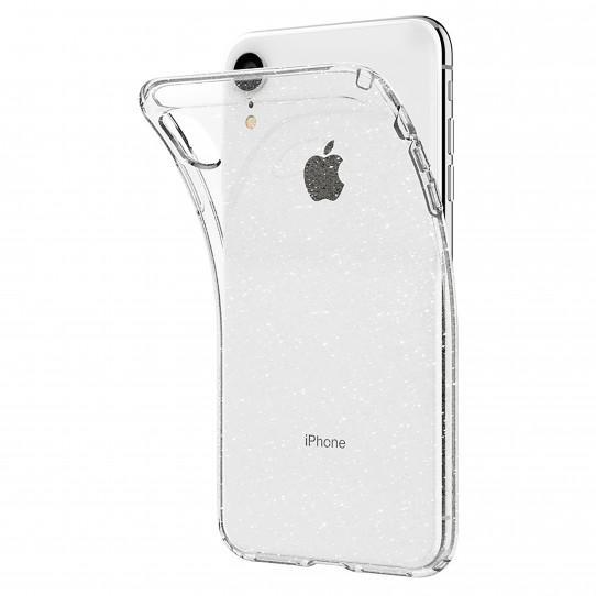 Liquid Crystal Glitter iPhone XR tok