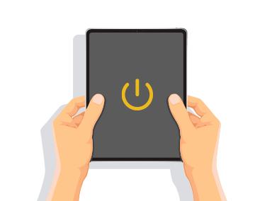 iPad mini 4 bekapcsoló szalagkábel csere