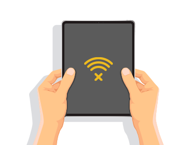 iPad Air Wi-Fi (Bluetooth) IC csere