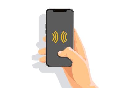 Xperia Z3 NFC antenna csere