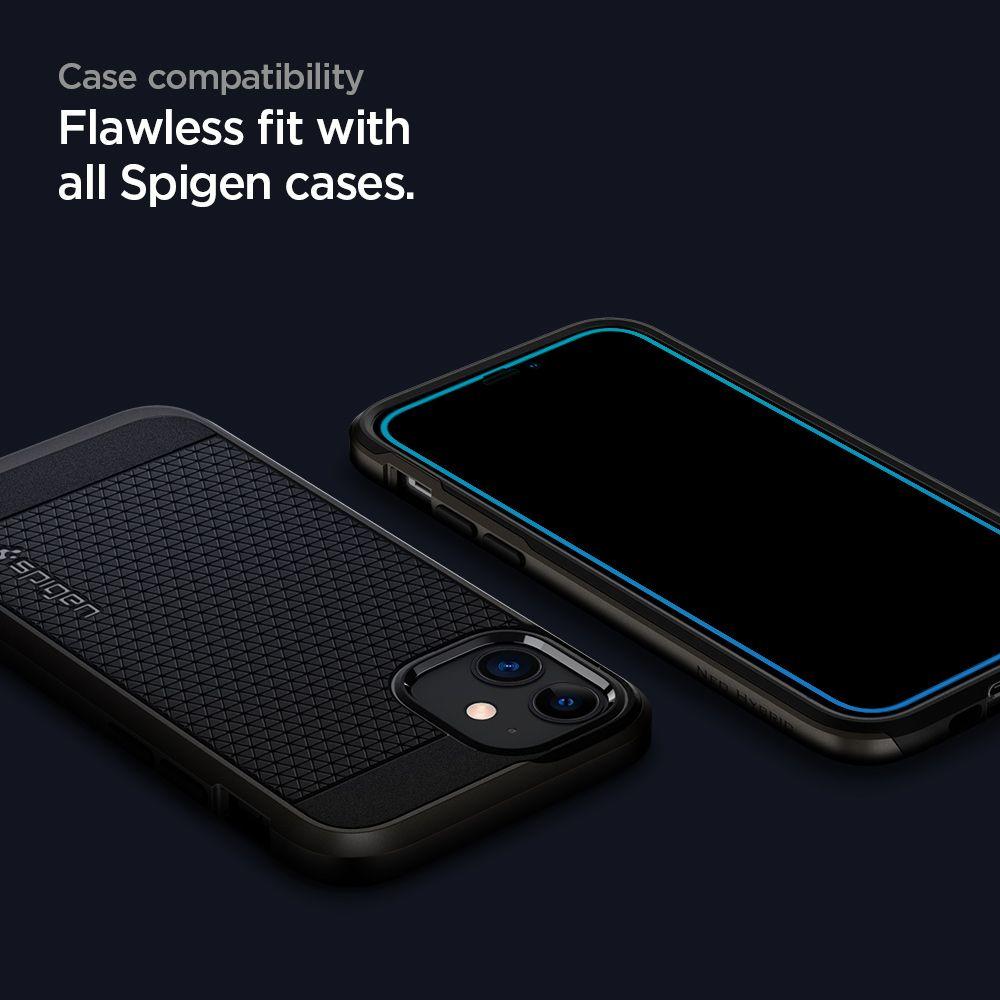 Spigen AlignMaster Glas.tR iPhone 12/12 Pro (2db)