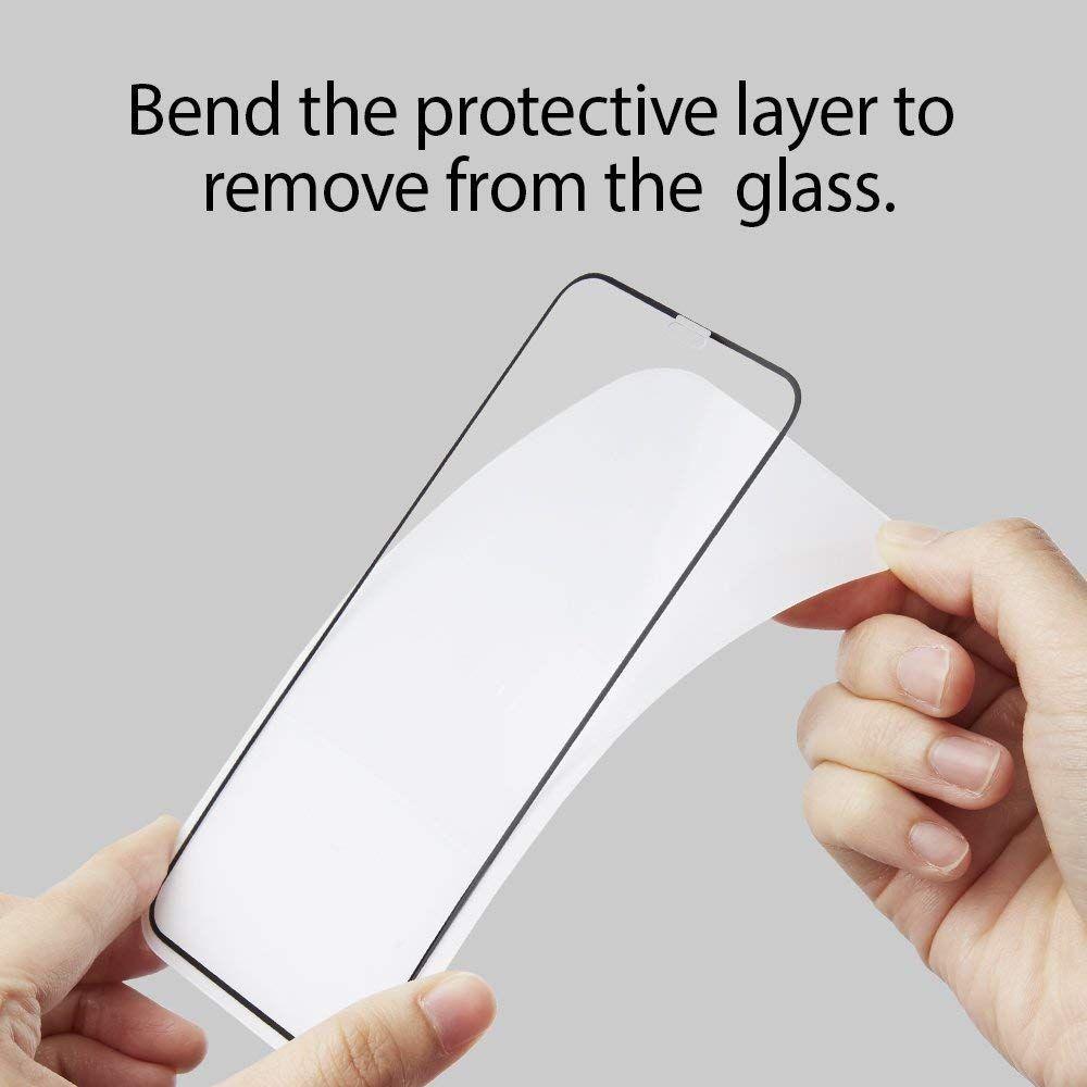 Spigen Full Cover iPhone 11 Pro Max üvegfólia