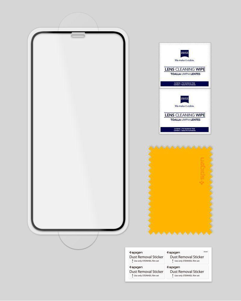 Spigen Full Cover iPhone 11/XR üvegfólia