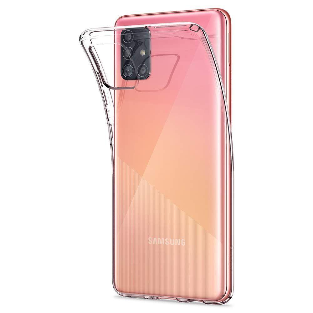 Spigen Liquid Crystal Galaxy A71 tok
