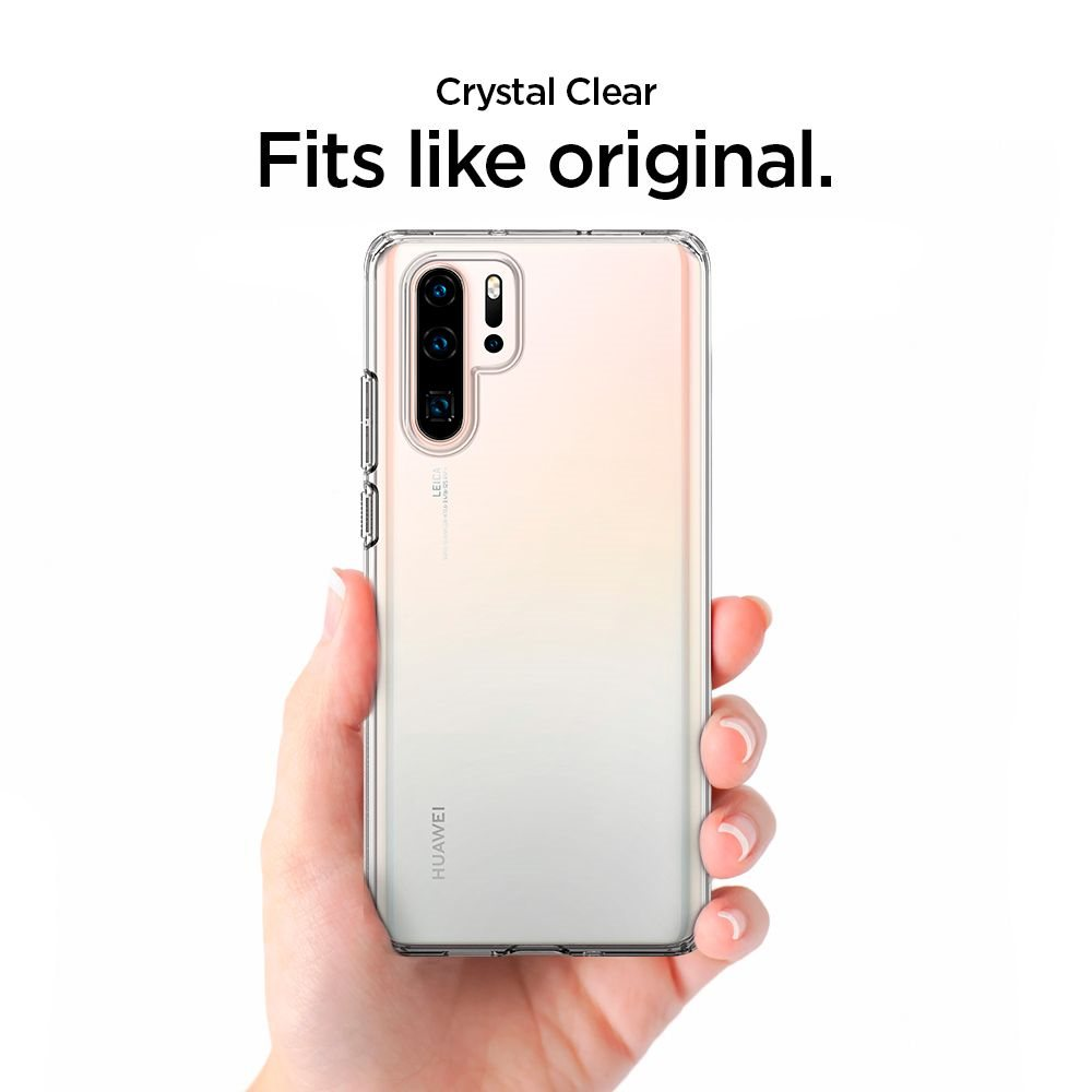 Spigen Liquid Crystal Huawei P30 Pro tok