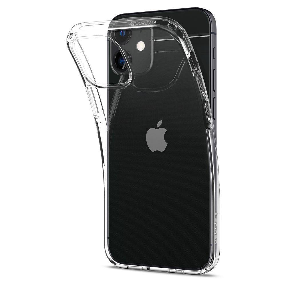 Spigen Liquid Crystal iPhone 12 mini tok