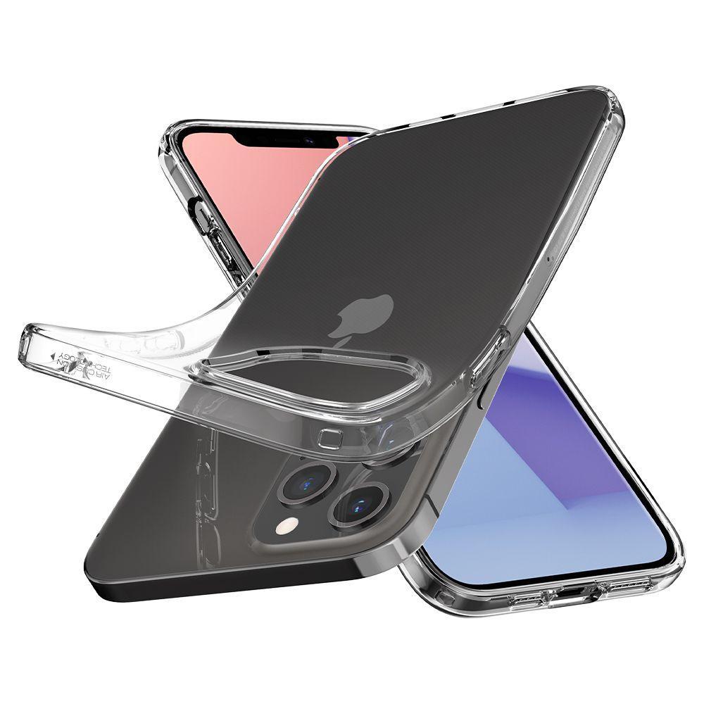 Spigen Liquid Crystal iPhone 12 Pro/12 tok