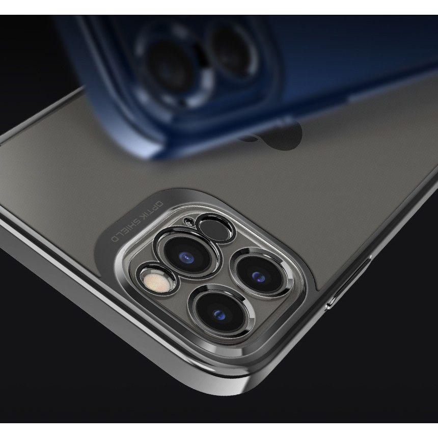 Spigen Optik Crystal iPhone 12 Pro tok