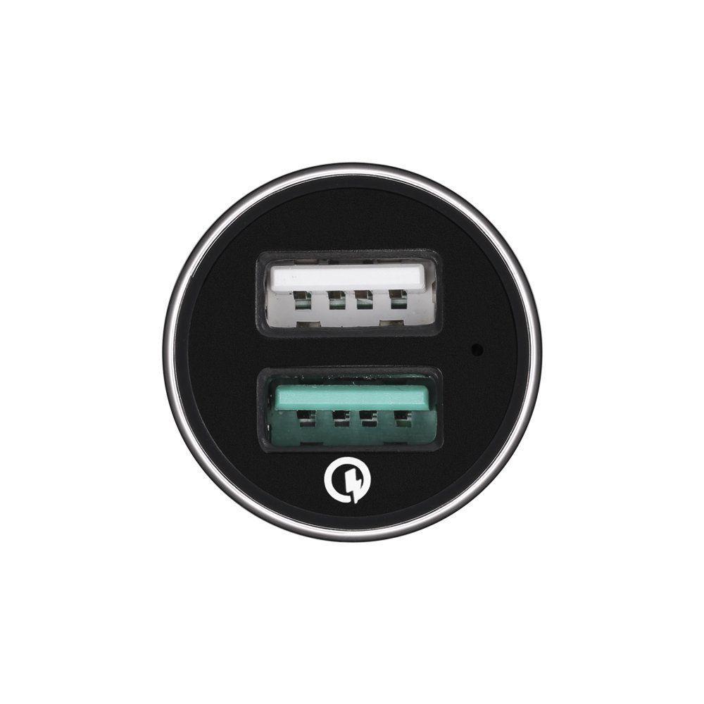 Spigen Qualcomm 3.0 2 portos autós gyorstöltő