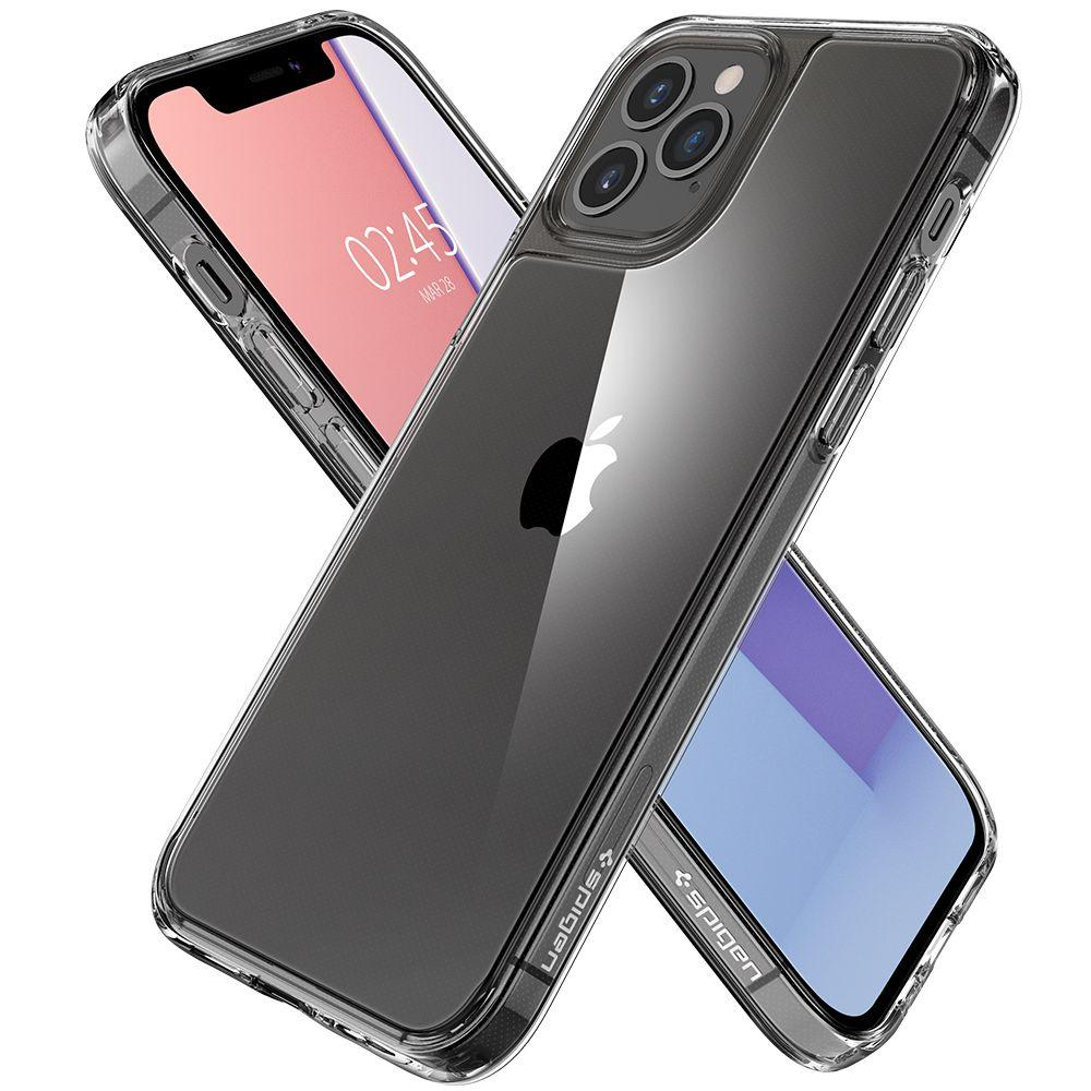 Spigen Quartz Hybrid iPhone 12 Pro Max tok