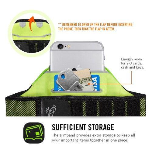 Spigen Sport iPhone 6s/6 karpánt