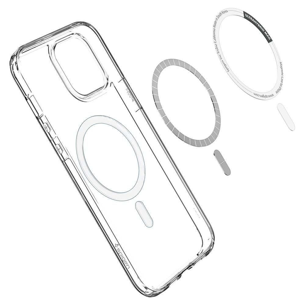 Spigen Ultra Hybrid Mag MagSafe iPhone 12 Pro Max tok