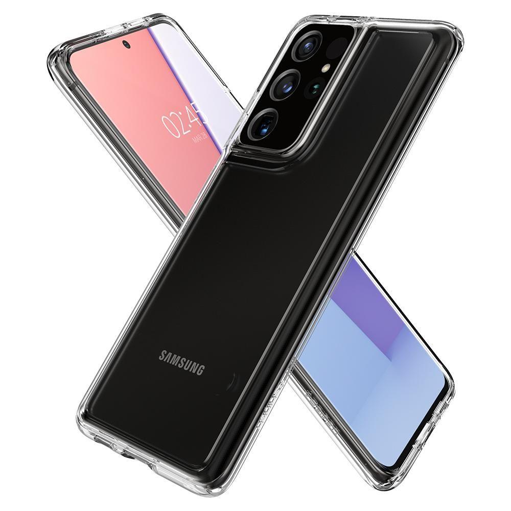 Spigen Ultra Hybrid Galaxy S21 Ultra tok